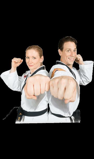 Dave & Amy Williams Delaware ATA Martial Arts