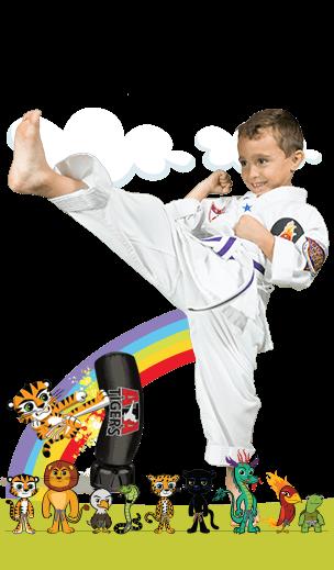 ATA Martial Arts Delaware ATA Martial Arts - ATA Tigers